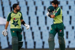 Pakistan Vs Zimbabwe Babar Azam Breaks Virat Kohli Finch Record Of Fastest To Reach 2000 T20i Runs