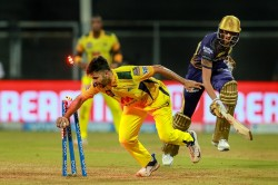 Csk Vs Kkr Match 15 Ms Dhoni Says It Is You Vs Me Game You Can Not Do Much In Games Like This