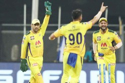 Deepak Chahar Appealed Strongly For Drs Dhoni Rejected His Demand
