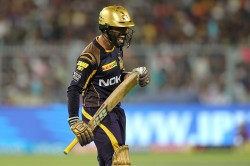 Ipl 2021 Dinesh Karthik Played A Stormy Innings Russell Also Scored 22 Runs In 6 Balls