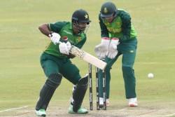 South Africa Vs Pakistan 3rd Odi Fakhar Zaman Slams 2nd Consecutive Century Creates Huge Records