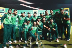 South Africa Vs Pakistan 3rd Odi Fakhar Zaman Shaheen Afridi Lead Pakistan Victory By 28 Runs