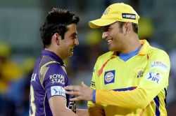 Ipl 2021 Gautam Gambhir Big Statement Says Dhoni Is Not The Old One Who Can The Ball