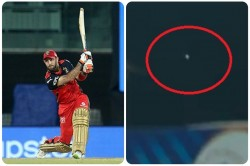 Ipl 2021 Glenn Maxwell Hit Six In Ipl After 1079 Days Ball Reaching Out Of Stadium