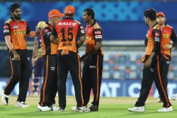 Srh Vs Kkr Afghan Spinners Made Comeback For Sunrisers In Last 5 Overs Gave 42 Runs Took 5 Wickets