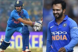 Manish Pandey Kedar Jadhav Ruled Out From Bcci Central Contract Axar Patel Mohammed Siraj Shubman