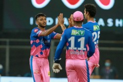 Chetan Sakariya Lost His Father Rajasthan Royals Extend Support In Tough Time