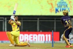 Kkr Vs Csk Ipl 2021 Ms Dhoni Vs Sunil Naraine In Ipl Mahi Hits 1st Boundary Against Sunil Narine