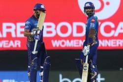 Mi Vs Pbks Ipl 2021 Punjab Restricted Mumbai At Another Low Score After Rohit Sharma Crucial Fifty