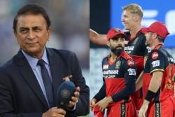 Ipl 2021 Sunil Gavaskar Hails Glenn Maxwell S Impact For Rcb Says Now They Have Two Ab De Villiers