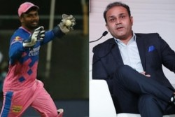 Ipl 2021 Virender Sehwag Claims Sanju Samson S Teammates Don T Appear Too Happy With His Captaincy
