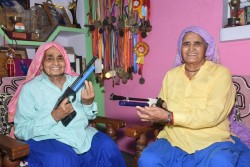 Shooter Dadi Chandro Tomar Died Due To Corona Virus Virender Sehwag Sushilkumar Condole Her Death