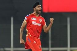 Pbks Vs Rcb Harpreet Brar Becomes Ravindra Jadeja For Punjab Kings Match Against Rcb