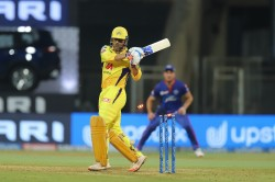 Ipl 2021 Csk Captain Ms Dhoni Can Face One Match Ban For This New Rule Bcci