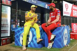 What Did Say Shahrukh Khan To In His Ear During The Match Dhoni Revealed Himself