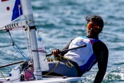 Tokyo Olympics Sailing World Cup Medalist Nethra Kumanan Become First Indian Woman Sailor To Qualify