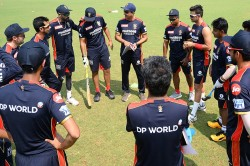 Sanjana Will Work For Rcb Team Will Increase The Morale Of Players