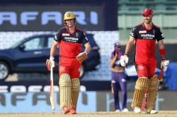 Ipl 2021 Rcb Became The Team To Score More Than 200 Runs Most Times