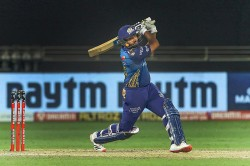 Ipl 2021 Mi Vs Rcb Rohit Sharma Get First Run Four Six Out And Run Out Of The Season