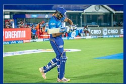 Ipl 2021 Rohit Sharma S Shoes Had Something Special Writes On Them During 1st Game