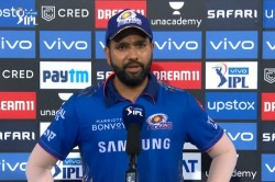 Ipl 2021 Rohit Sharma Says This Was One Of The Best T 20 Match That He Has Been Part