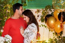 Sania Mirza Shared Pictures On The Anniversary Gave A Special Message To Shoaib