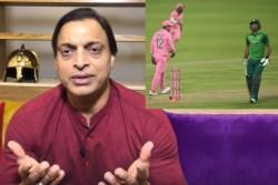 South Africa Vs Pakistan Fakhar Zaman Run Out Shoaib Akhtar Slams Quinton De Kock For Fake Fielding