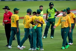 South Africa Vs Pakistan Icc Fined South Africa For Slow Over Rate In First T20i Match