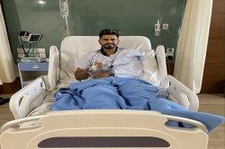 Shreyas Iyer Operation Is Successful Cricketer Shares Pic With Message