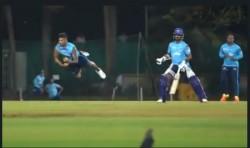 Ipl 2021 Umesh Yadav Took Splendid Caught And Bowled In Delhi Capitals Training Match Watch