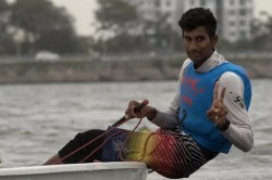 Vishnu Saravanan Said We Have To Keep Calm Like Dhoni We Have A Lot To Learn