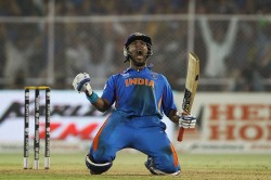 During 2011 World Cup Yuvraj Singh Said The Country Has To Win The World Cup