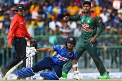Sl Vs Ban Kusal Parera Led Sri Lankan Cricket Team Reached Bangladesh To Play Odi Series