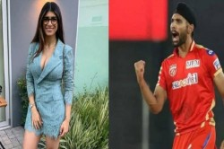 Punjab Kings Harpreet Brar Birthday Wish To Mia Khalifa Goes Viral