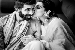 Jasprit Bumrah Romantic Birthday Wish To Wife Sanjana Ganesan Photo Goes Viral