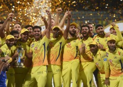 On This Day Ms Dhoni Chennai Super Kings Retained Their Pride By Winning 3rd Title In