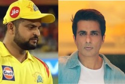 Sonu Sood Comes To Rescue Suresh Raina S After Cricketer Requests Oxygen Cylinder For Relative