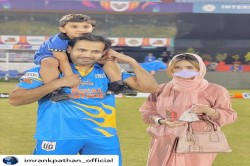 Irfan Pathan Shuts Troller Says I Am Mate Of My Wife Not Master