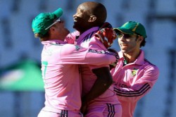 Lonwabo Tsotsobe Accused Graeme Smith Of Discrimination On The Basis Of Color
