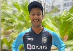Mayank Agarwal Posts His New Photo Wearing Team India New Training Kit Ahead Of England Tour