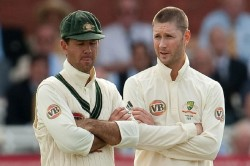 I Had To Fight Hard For Ricky Ponting Reveals Michael Clarke