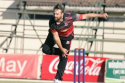 Zimbabwe Cricketer Ryan Burl Shares Pic Of His Shoes Got Sponsor In 24 Hour