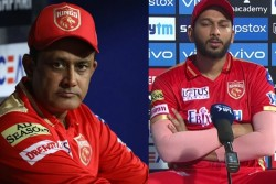 Punjab Kings Player Sharukh Khan Reacted On Being Compared With Kieron Pollard By Coach Anil Kumble