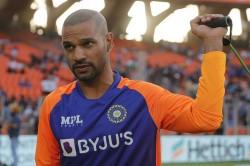 Deepak Chahar Said Make Shikhar Dhawan Captain For Sri Lanka Tour