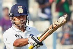 Most Run Scorer Of Test Cricket Sachin Tendulkar At No