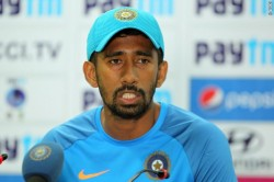 Wriddhiman Saha Report Corona Positive For Second Time