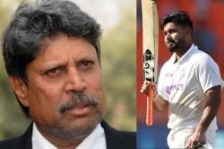 Icc World Test Championship Kapil Dev Gives Precious Advice To Rishabh Pant Ahead Of Wtc Final
