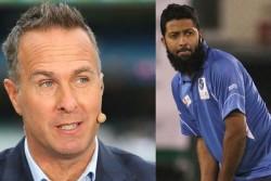 Banter Between Michael Vaughan And Wasim Jaffer On Social Media Goes Viral