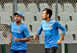 Yuzvendra Chahal Reveals Name Of Player Who He Thinks Responsible For Breaking Kul Cha Pair