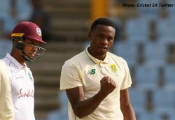 South Africa Won By An Inning And 63 Runs Against West Indies Kagiso Rabada Took 5 Wickets